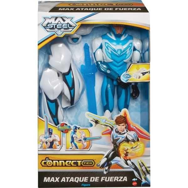 89c14db43a BONECO MAX STEEL TURBO ATAQUE DUPLO na Papelaria MC Papéis