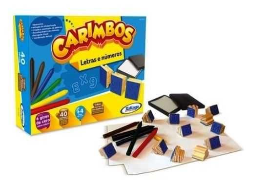 Carimbo Infantil Xalingo Letras E Numeros Para Colorir Ref 5092 1