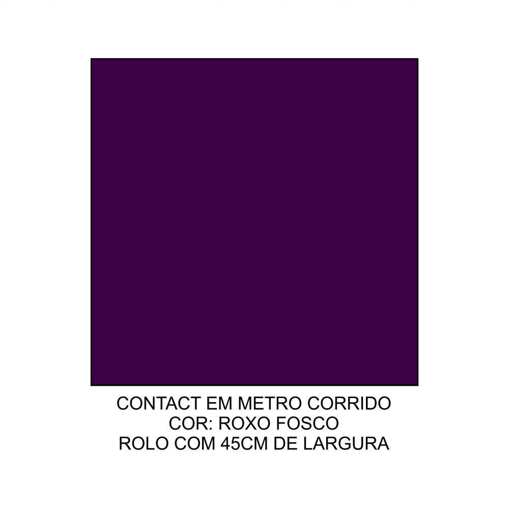 d779937fa ... CONTACT EM METRO COR ROXO FOSCO na Papelaria MC Pap is
